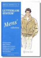 Wykroje krawieckie - Edycja dla mężczyzn Nr 27
